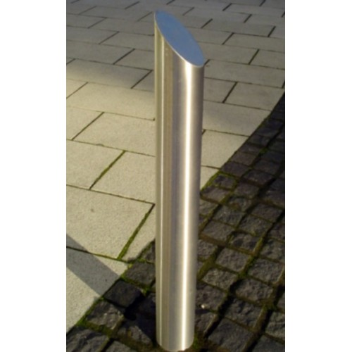 Steel Bollard- Angled
