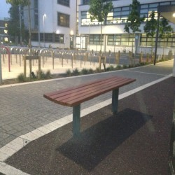 Abbey Concave Bench Benches