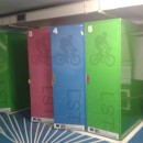 Bicycle Lockers Bicycle Lockers