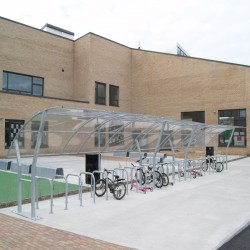 Cycle Shelter Type 2 Bicycle Shelters