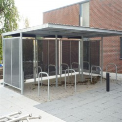 Cycle Shelter Type 3 Bicycle Shelters