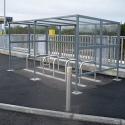 Cycle Shelter Type 4 Bicycle Shelters