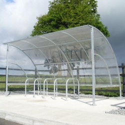 Cycle Shelter Type 1 Bicycle Shelters
