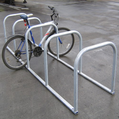 N - Type Bicycle Rack Bicycle Racks