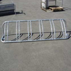 Quarter Bicycle Rack Bicycle Racks