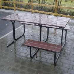 Wheelchair Accessible option Picnic Tables & Sets
