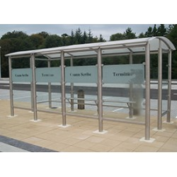 Street Furniture - Bus Shelters