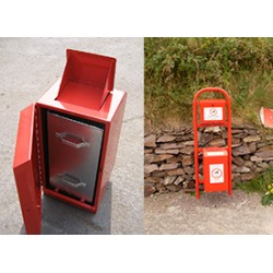 Street Furniture - Dog Foul Bins