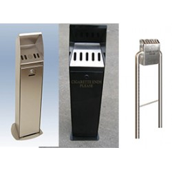 Street Furniture - Cigarette & Gum Units