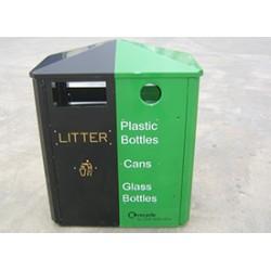Street Furniture - Recycling Litter Bins