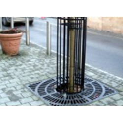 Street Furniture - Tree Grilles & Protectors