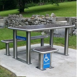 Wheelchair Accessible Picnic Set